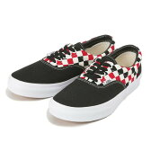 【VANS】 ヴァンズ ERA エラ V95CL GC 15FA BLK/MULTI/CHK