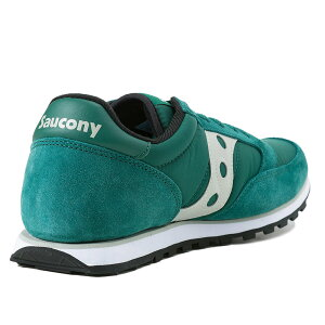 ��SAUCONY�ۥ��å��ˡ�JAZZLOWPRO���㥺�?�ץ�S2866-181GREEN/GREY/ABC�ޡ��ȳ�ŷ�Ծ�Ź