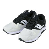【SAUCONY】 サッカニー GRID 9000 S70077-37 WHITE/BLACK