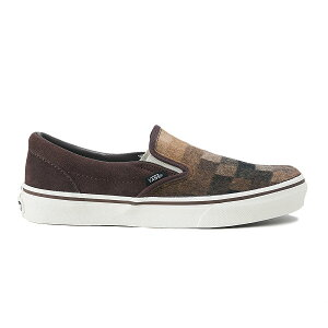 ��VANS�ۥ�����SLIPON����åݥ�V98ISCD15FADK.BROWN