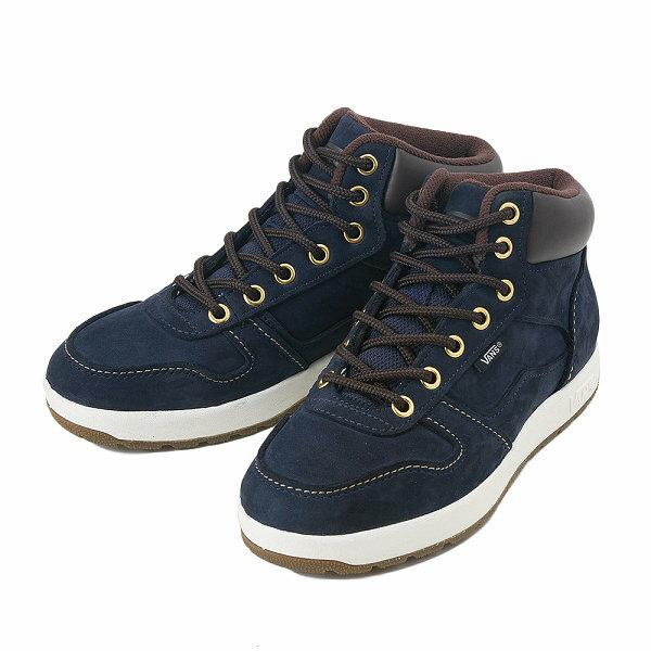レディース 【VANS】 ヴァンズ WORKER BEE V2552W HTH 冬靴 15FA N/NAVY