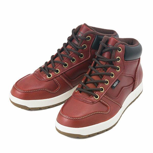 レディース 【VANS】 ヴァンズ WORKER BEE V2552W HTH 冬靴 15FA FG/R.BROWN