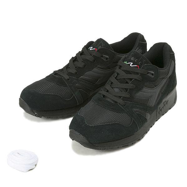 【DIADORA】 ディアドラ N9000 NYL 160827 BLACK