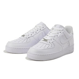 【NIKE】 <strong>ナイキ</strong> AIR FORCE 1 07 エアフォース 1 07 315122-111 111WHT/WHT