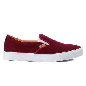 ��VANS�ۥ�����SLIPON����åݥ�V3060FL15FABURGUNDY