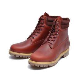 6インチキャンペーン 【Timberland】 ティンバーランド 6 IN DOUBLE COLLAR BOOT 6インチ ダブルカラー ブーツ A151T 15FA ABC-MART限定 BURGUNDY