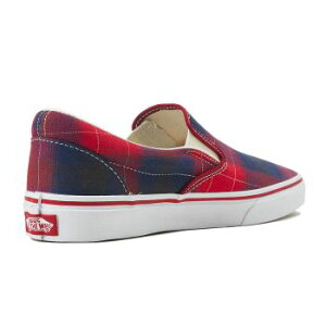 ��VANS�ۥ�����SLIPON����åݥ�V98CLOMB-CK16SPRED