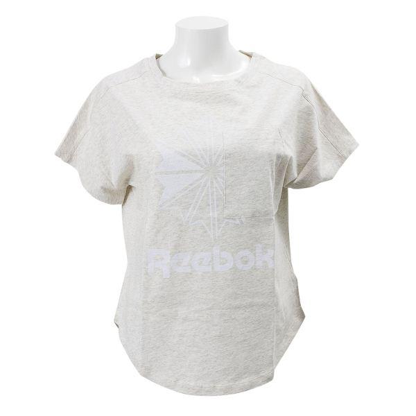 リーボック クラシック スタークレスト ポケットTシャツ レディース