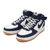 【NIKE】 ナイキ AIR FORCE 1 MID 07 エアフォース 1 MID 07 315123-408 16SU 408OBSD/OBSD