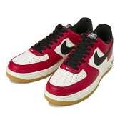 【NIKE】 ナイキ AIR FORCE 1 エアフォース1 820266-600 16FA 600GYMRED/BLACK