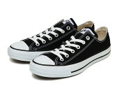 【converse】 コンバース オールスター OX ALL STAR OX BLACK