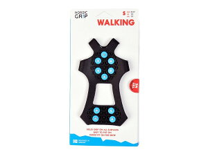 NORDICGRIP�Υ�ǥ��å�����å�WALKING����������SND-3010�֥�å�/ABC�ޡ���SPORTSPLAZAŹ