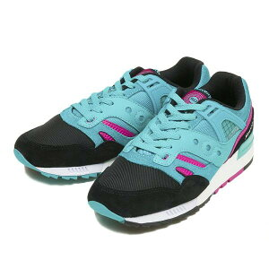 ��SAUCONY�ۥ��å��ˡ�GRIDSD����å�SDS70164-2TEAL/BLACK/ABC�ޡ���SPORTSPLAZAŹ