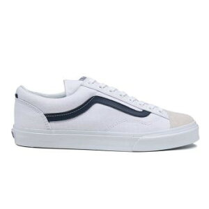 ��VANS�ۥХ�STYLE36CA��������36����ե���˥����쥯�����VN-0XI7GM915FA(V.GRD)WHT/BLUE/ABC�ޡ���SPORTSPLAZAŹ