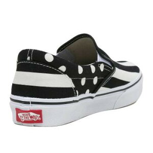 ��VANS�ۥХ�SLIPON����åݥ�V98CLSTDT15SPBLACK/WHITE/ABC�ޡ���SPORTSPLAZAŹ