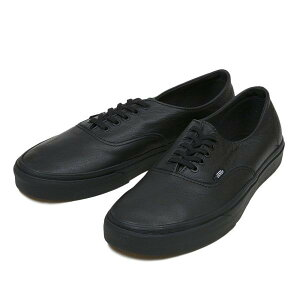 ��VANS�ۥХ�AUTHENTICDECON��������ƥ��å��ǥ����󥹥ȥ饯��VN-018CGKM15FA(P.LEATHER)BLK/ABC�ޡ���SPORTSPLAZAŹ