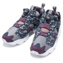 【REEBOK】 リーボック INSTAPUMP FURY SP インスタポンプフューリー SP V66116 15FA GRY/INDIG/ORCHD
