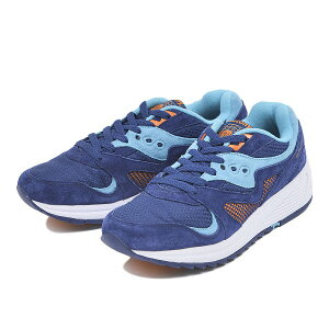 ��SAUCONY�ۥ��å��ˡ�GRID8000CLS70197-2BLUE/L.BLUE/ABC�ޡ���SPORTSPLAZAŹ