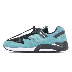 ��SAUCONY�ۥ��å��ˡ�GRID9000S70196-4GREEN/BLACK/ABC�ޡ���SPORTSPLAZAŹ