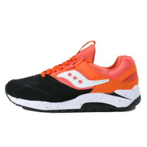 ��SAUCONY�ۥ��å��ˡ�GRID9000S70077-36BLACK/ORANGE/ABC�ޡ���SPORTSPLAZAŹ