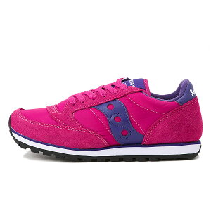 ��ǥ�������SAUCONY�ۥ��å��ˡ�WMNSJAZZLOWPRO������󥺥��㥺�?�ץ�S1866-185PINK/PURPLE/ABC�ޡ���SPORTSPLAZAŹ