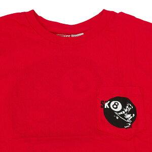 【VANSアパレル】ヴァンズTシャツSK8BALLVN0003OXCAR15HOCARDINAL