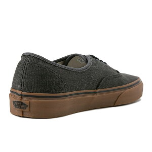 ��VANS�ۥ�����AUTHENTIC��������ƥ��å�VN0004MKAKJ16SP(WSDCVS)BK/GUM