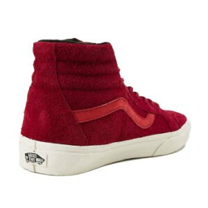 ��VANS�ۥ�����SK8-HIREISSUE�������ȥϥ��ꥤ���塼VN0004OKJ9516SP(YOM)RED/SUEDE