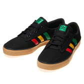 【ADIDAS】 アディダス KIEL キール B72918 16SP BLK/GREEN/GOLD
