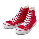 【VANS】 ヴァンズ CLASSIC SKOOL HI クラシックスクール ハイ V66N RED