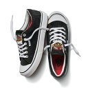 【VANS】STYLE 29 ヴァンズ スタイル29 VN0A3MVHU55 18FA (D.A)BLK/T.WHT