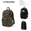 ショッピングvolcom  VOLCOM ボルコム【 ACADEMY 】 D6522003 【 MLT 】 BAGPACK バックパック バッグ BAG ■特別価格 ★ボルコム