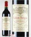 シャトー・カロン・セギュール [2000]年 750ml≪2000年ボルドー・ベスト・ワイン≫【赤ワイン】