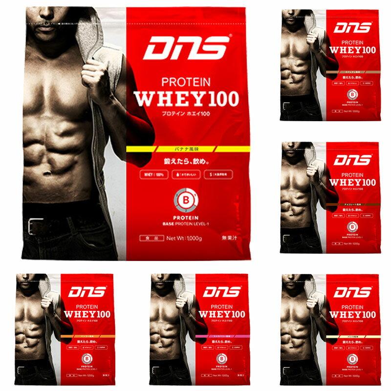 【DNS】Protein Whey 100 35...の商品画像