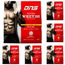 【DNS】Protein Whey 100 350g プロテイン/ホエイ/筋肉/トレーニング/ホエイプロテイン/350g (WHEY100)