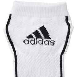 【アディダス】メッシュ3Pアンクルソックス靴下/3足組/adidas(DDV20)