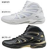 【ミズノ】ウエーブダイバース LG3 ミズノ/フィットネスシューズ/スポーツ 靴/エアロ/ズンバ/トレーニングシューズ(K1GF1571)