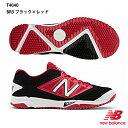 【ニューバランス】 T4040 野球トレーニングシューズ/野球トレシュー/ランニングシューズ/NB/new balance (T4040) カラー:BR3 ブラック×レッド
