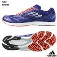 【アディダス】 adizero Feather RK 2 ランニングシューズ/トレーニングシューズ/スニーカー アディダス/adidas (IVD01) AQ4728 カレッジパープル/ランニングホワイト/ソーラーレッド