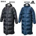 【アディダス】 M ロングダウンコート コート/スポーツウェア/adidas (BVA14)
