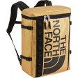 【THE NORTH FACE】BC Fuse Box BCフューズボックス/かばん/ノースフェイス/バッグ/バッグパック/リュック (NM81630) GB ゴールド×ブラック