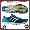 【アディダス】 adiZERO takumi sen BOOST 3 ランニングシューズ アディゼロ/adidas (KCD24) BA8244 ペトロールナイトF17/ランニングホ..