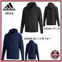 【アディダス】 M4T ストレッチウーブンジャケット スポーツウェア/トレーニングウェア/ジャージ (ETU18)