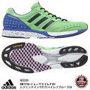 【アディダス】 adiZERO takumi ren BOOST 3 ランニングシューズ アディゼロ/adidas (KCD29) BB7726 ショックライム F18/レジェンドイ..