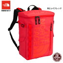 【THE NORTH FACE】BC Fuse Box II ヒューズボックス/ノースフェイス バッグ (NM81817) RG レイジレッド