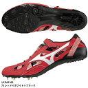 【ミズノ】クロノインクス 9 陸上スパイク/mizuno(U1GA2100)73 レッド×ホワイト×ブラック