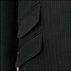 チェンジポケット:オーダースーツ注文紳士服アベ