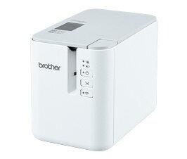 brother ブラザー工業 無線LAN対応 高性能 ラベルプリンタ  ピータッチ PT-P900W 【02P05Nov16】