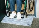 段差解消機(段差スロープ)ブロックビルドスロープ 直線型 2cm 車椅子スロープ