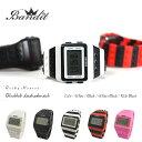 ブロックベルトデジタルデータバンクウォッチ/TOYウォッチ/腕時計◆979